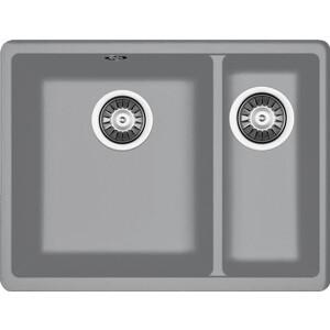 Мойка кухонная Florentina Вега 335/160 грей FSm подстольная (22.325.D0510.305)  florentina вега 500 грей fsm подстольная 22 320 d0500 305