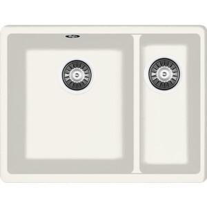 Мойка кухонная Florentina Вега 335/160 жасмин FS подстольная (22.325.D0510.201) мойка florentina нире 480 грей