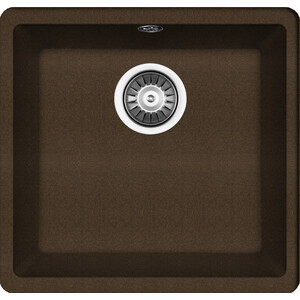 Мойка кухонная Florentina Вега 400 коричневый FG подстольная (22.315.C0400.105) мойка florentina нире 480 грей