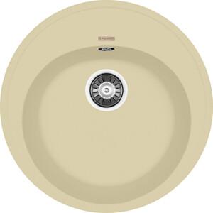 Мойка кухонная Florentina Лотос D510 шампань FS (20.290.В0510.202)  florentina лотос 510 чёрный