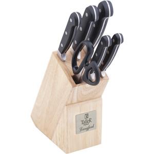 Набор ножей из 7 предметов Taller TR-2009
