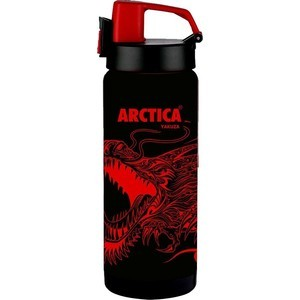 Термос-сититерм 0.5 л Арктика красный дракон 702-500RD