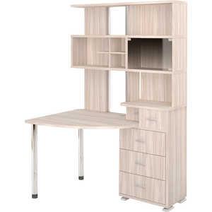 Стол компьютерный МЭРДЭС СР-320 К-ЛЕВ мэрдэс компьютерный стол угловой мэрдэс ср 320 карамель ahgpn fi