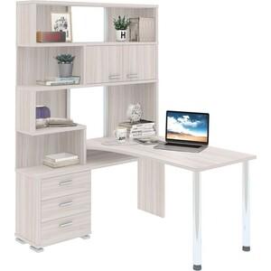 Стол компьютерный МЭРДЭС СР-420/150 К-ЛЕВ мэрдэс компьютерный стол мэрдэс ср 420 150 нельсон правый