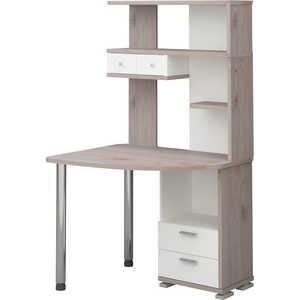 Стол компьютерный МЭРДЭС СК-20 НБЕ-ПРАВ мэрдэс компьютерный стол мэрдэс ск 60см карамель венге wycv yht