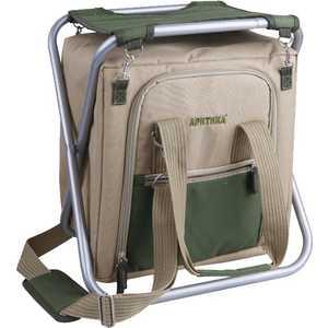 Сумка-холодильник со складным стульчиком 20 л Арктика 3500-1