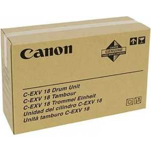 Блок Фотобарабана Canon C-EXV18 (0388B002AA) цена 2017
