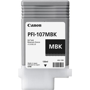 Картридж Canon PFI-107MBK (6704B001) small single joint with switch potentiometer a20k