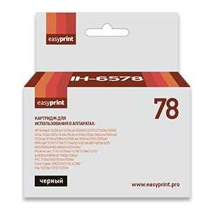 Картридж Easyprint C6578A (IH-78) ih 4700