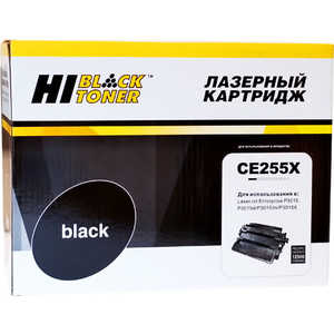 Картридж Hi-Black CE255X (9915313102) laptop integrated motherboard for np305e5a ba92 09506a ba92 09506b ba41 01821a