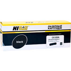 Картридж Hi-Black CE320A (999010016)