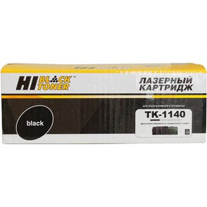 Картридж Hi-Black TK-1140 (401070575) картридж hi black tk 8305 98960700145