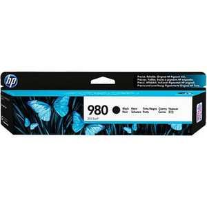 картридж для струйных аппаратов hp 980 d8j10a черный d8j10a Картридж HP D8J10A (D8J10A)