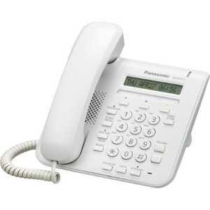 Фото Системный телефон Panasonic KX-NT511ARUW радиотелефон dect panasonic kx tg6811rub черный