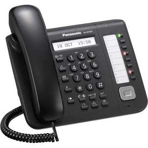 Системныйтелефон Panasonic KX-NT551RUB
