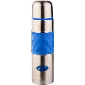 Термос с узким горлом 0.5 л Biostal голубой (NB-500P-B)