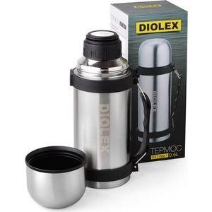 Термос 0.5 л Diolex с узким горлом (DXT-500-1)