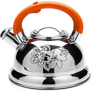 Чайник со свистком 2.6 л Mayer and Boch (MB-22789)