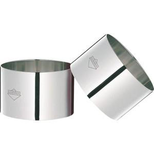 цена на Десертное декоративное кольцо Kuchenprofi 09 0505 28 00