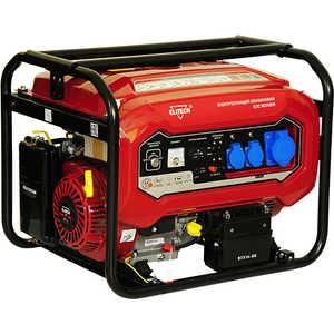Генератор бензиновый Elitech БЭС 8000ЕМ генератор бензиновый elitech бэс 6500 e