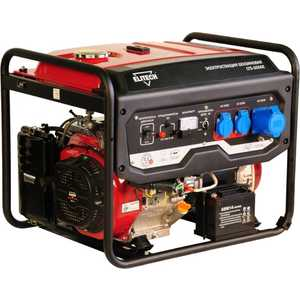 Генератор бензиновый Elitech СГБ 6500Е  генератор бензиновый elitech сгб 6500 р