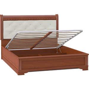 Кровать Шатура ''Diamante Орех'' 2 спальная с подъёмным механизмом 1800мм 420328