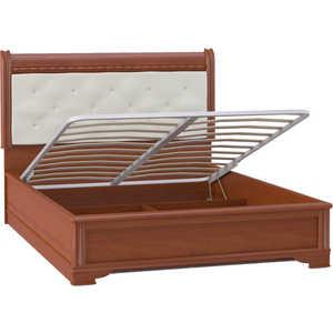 Кровать Шатура ''Diamante Орех'' 2 спальная с подъёмным механизмом 1600мм 420329