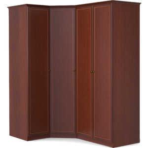 Шкаф угловой Шатура ''Камелия'' 1 дверный+угловой+2 дверный 377882