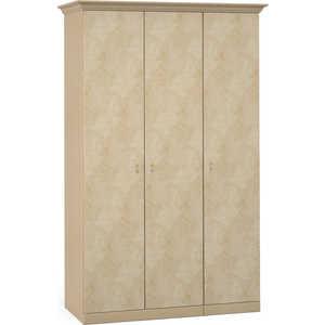 Шкаф Шатура ''Лорена светлая'' 3 дверный (1+2) 470804