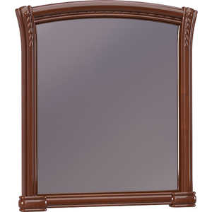 Зеркало навесное Шатура ''Лорена тёмная'' 419979