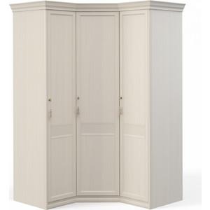Шкаф угловой Шатура ''Лючия светлая'' 1 дверный+угловой+1 дверный 421769
