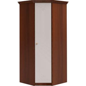 Шкаф угловой Шатура ''Флоренция-М'' дверный с зеркалом 284306