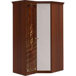 Шкаф угловой Шатура Флоренция-М Композиция №21 1 дверный+угловой с зеркалом 284357 врумиз машинка со звуковыми и световыми эффектами спиди врумиз