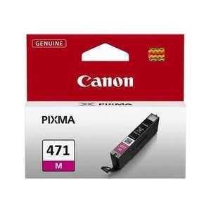 Картридж Canon CLI-471M (0402C001) картридж для струйного принтера canon cli 471 multipack c m y bk