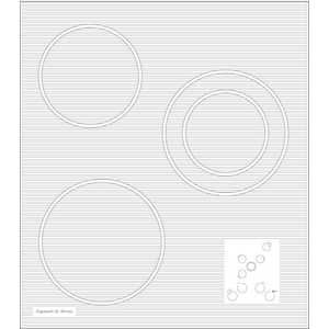 Электрическая варочная панель Zigmund-Shtain CNS 249.45 WX