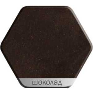 Мойка кухонная Weissgauff ASCOT 575 Eco Granit черный  weissgauff ascot 575 eco granit белый