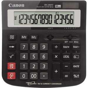 Калькулятор Canon WS-260TC