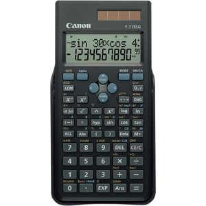 Калькулятор Canon F-715SG-BK черный