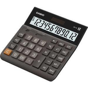 Калькулятор Casio DH-12 коричневый/черный калькулятор casio dh 12 коричневый черный