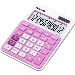 Калькулятор Casio MS-20NC-PK-S-EC розовый калькулятор casio ms 20nc gn s ec 12 разрядный зеленый