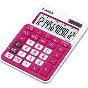 Калькулятор Casio MS-20NC-RD-S-EC красный калькулятор casio ms 20nc gn s ec 12 разрядный зеленый