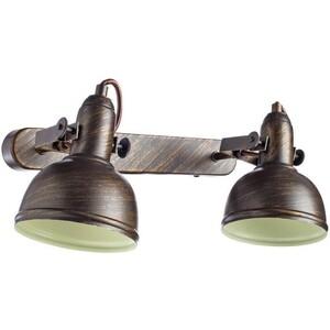 Спот Artelamp A5213AP-2BR спот artelamp a5213ap 1ab