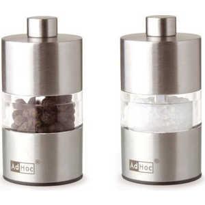 Набор мельниц для соли и перца AdHoc Mininill (010.070800.035)