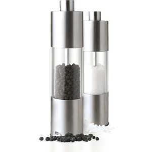 Мельница для соли и перца AdHoc Classic medium (010.070800.036) автоматическая мельница для соли перца adhoc серия milano черный