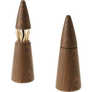 Подставка для зубочисток Legnoart Темное дерево (002.070100.005)