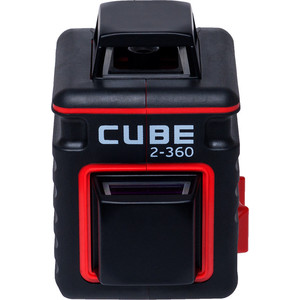 Построитель лазерных плоскостей ADA Cube 2-360 Professional Edition shengshou cube 2 x 2 x 2 mini cube black base fun educational toy