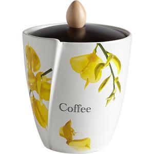Банка для сыпучих продуктов (кофе) Ceramiche Viva Лето (CV2-4309.2_P-AL)
