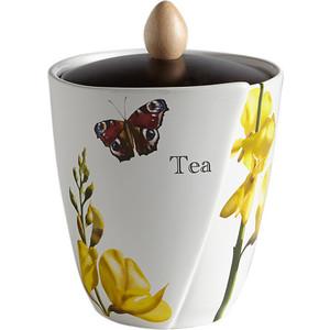 Банка для сыпучих продуктов (чай) Ceramiche Viva Лето (CV2-4309.3_P-AL)