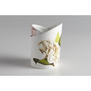 Подставка для кухонных принадлежностей Ceramiche Viva Яблоки и камелии (CV2-48107-AL)