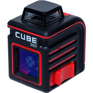 Построитель лазерных плоскостей ADA Cube 360 Basic Edition geo fennel fl 40 pocket ii hp построитель лазерных плоскостей